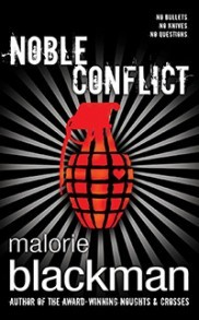 Noble Conflict cover